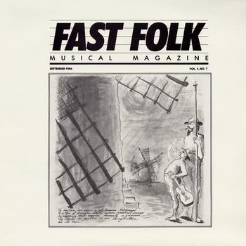 Fast Folk Magazine, Sept '84