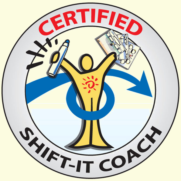 Gina Lynette -- Certified SHIFT-IT Graphic Coach