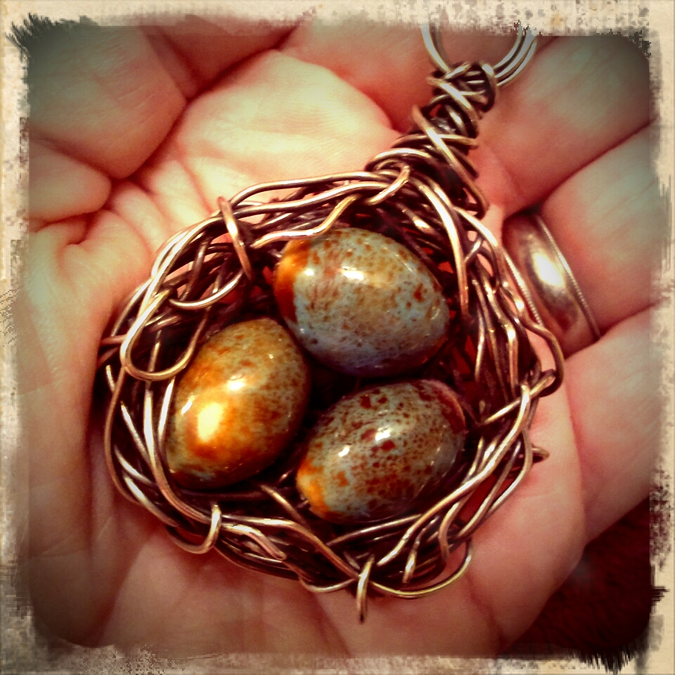 Sterling Nest by Anita Schmadtke