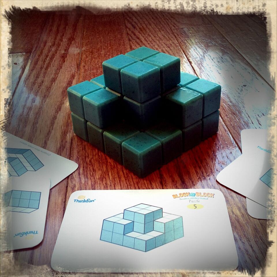 Block Challenge 5