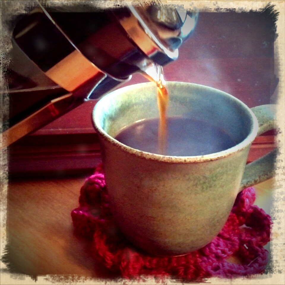 Refiling My Cup -- Gina Lynette